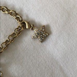Lia Sophia Jewelry - Lia Sophia Charm bracelet with charms